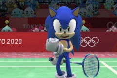 Sonic at the Olympics